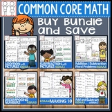 BUNDLE: Common Core Addition and Subtraction