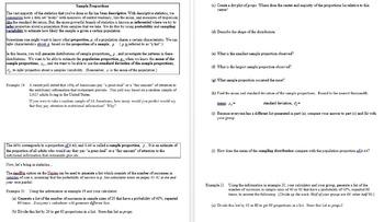 Common Core Algebra 2: Statistics Unit Packet