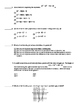 Common Core Algebra 2 Unit Assessment Quadratic Functions