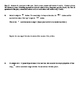 Common Core Algebra 2 Unit Assessment Statistics