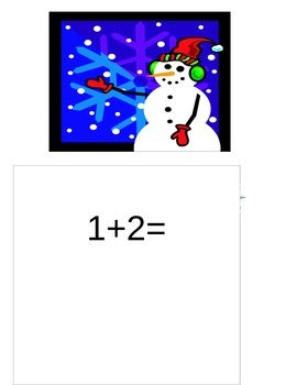 Common Core Algebraic Operations: Snowballs Addition and Subtraction!
