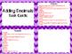Common Core Aligned Adding Decimals Task Cards