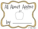 Common Core Aligned- All About Apples Book