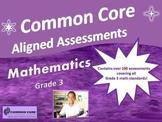 Common Core Aligned Assessment Bank Mathematics Grade 3