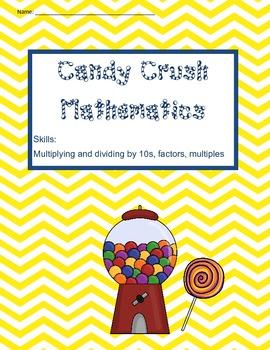 Common Core Aligned: Candy Crush Mathematics