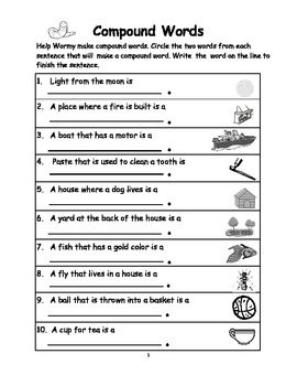 Reading Comprehension Common Core Caterpillars & Worms Literacy and Math ELA