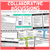Common Core Aligned Collaborative Discussions (Grades 3-6)