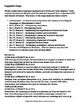 Romeo and Juliet Constructed Responses, Writing Prompts -