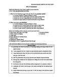 Common Core Aligned DOL Assessment Quarter 2