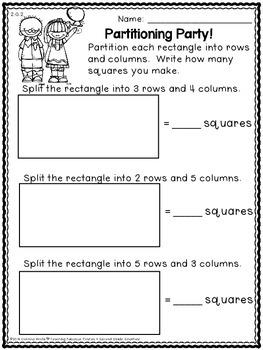 Common Core Aligned Geometry Print & Go Reproducibles: 2.G.1, 2.G.2, 2.G.3