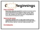 Common Core Aligned Great Beginnings for Writing