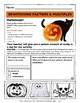 Common Core Aligned Halloween Math: Bewitching Factors & M