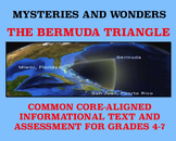 Mysteries and Wonders Passage and Assessment #2: The Bermuda Triangle
