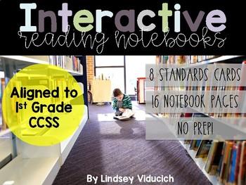 Common Core-Aligned Interactive Reading Notebooks