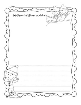 Common Core Aligned January Journal Prompts and Assessment Rubrics