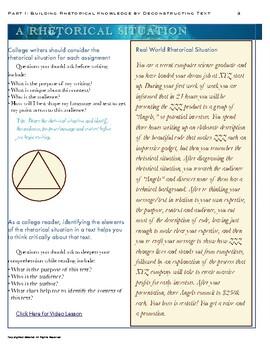 "Common Core Aligned Language Arts ""Flipped"" Teaching/Learning Kit"
