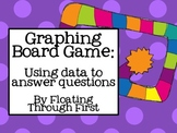 Common Core Aligned Math Activities:  Graphing Board Game