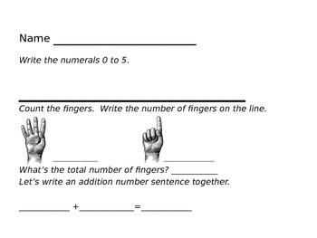Common Core Aligned Math Journals September