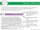 Common Core Aligned Middle Grades Informative Writing Morn
