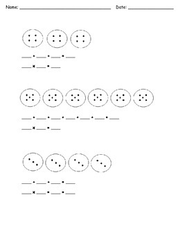 Common Core Aligned Multiplication Activity: Repeated Addition and Grouping