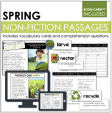 Common Core Aligned: Non-Fiction Spring Stories