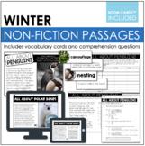 Common Core Aligned: Non-Fiction Winter Stories