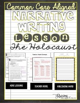 Common Core Aligned Personal Narrative: Holocaust