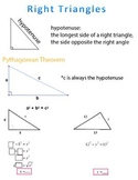 Common Core Aligned --- Pythagorean Theorem