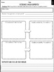 Common Core Aligned: Reading Literature & Informational Text Graphic Organizers