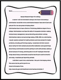 Research Paper and Special Education Transition Activity