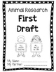 Common Core Aligned {Shared Research} Animal Report