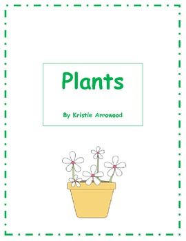 Common Core Aligned Unit: Plants (grades 1-3)