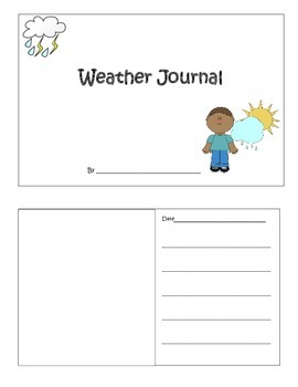 Weather Packet (Common Core Aligned)