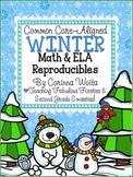 Common Core Aligned Winter Math & English Language Arts Pr