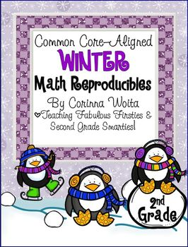 Common Core-Aligned Winter Math Reproducibles