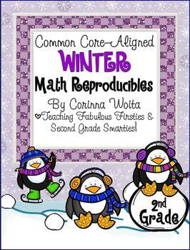 Common Core-Aligned Winter Math Reproducibles