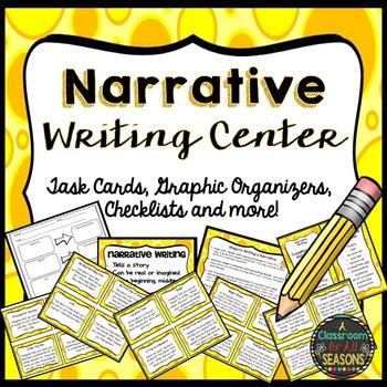 Narrative Writing Center