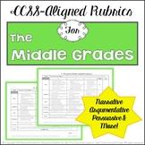 Writing Rubrics (Grades 6-8)