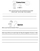 Common Core All Year Reading Response Journal Bundle Pack- 84 pages