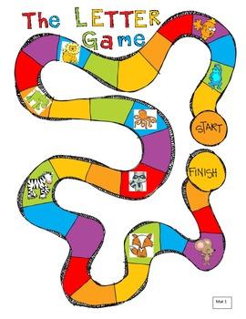 Common Core Alphabet Game
