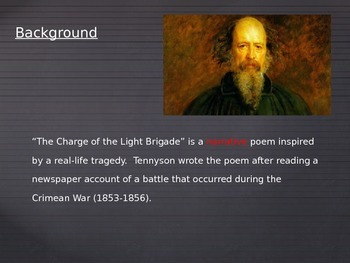 "Common Core Analysis of ""The Charge of the Light Brigade"""