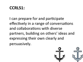 Common Core Anchor Standards for Reading