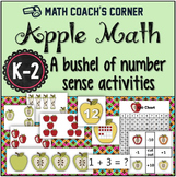 Number Sense: Apple Math, A Bushel of Numeracy Activities