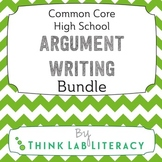 Common Core Argument Writing Support/ Graphic Organizers