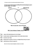 Assessment  Compare and Contrast Informational Text