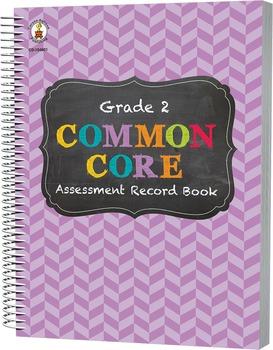 Common Core Assessment Record Book Grade 2 SALE 20% OFF 104801