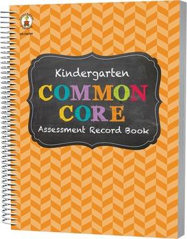 Common Core Assessment Record Book Grade K SALE 20% OFF 104799