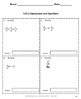 Common Core Assessments Math - 7th - Seventh Grade - Expressions Equations 7.EE