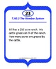 Common Core Assessments Math - 7th - Seventh Grade - Number System 7.NS with Key