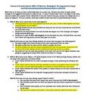 To Kill a Mockingbird Common Core Audio Practice